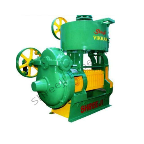 Coconut Oil Mill Extraction Machinery