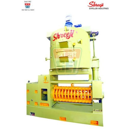 Copra Oil Expeller Machinery