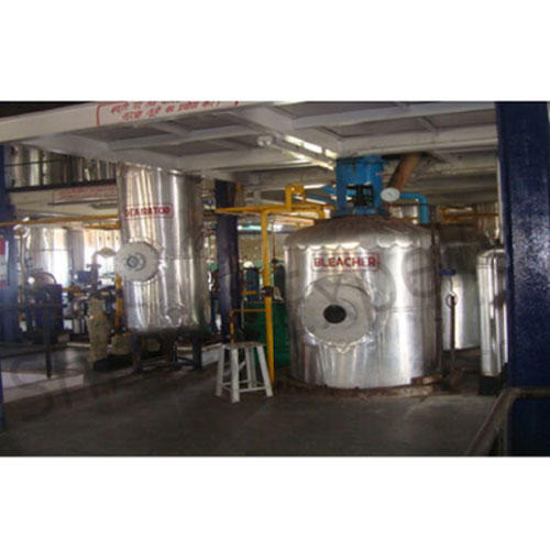 Cooking Oil Refinery - Batch Type Vegetable Oil Refinery