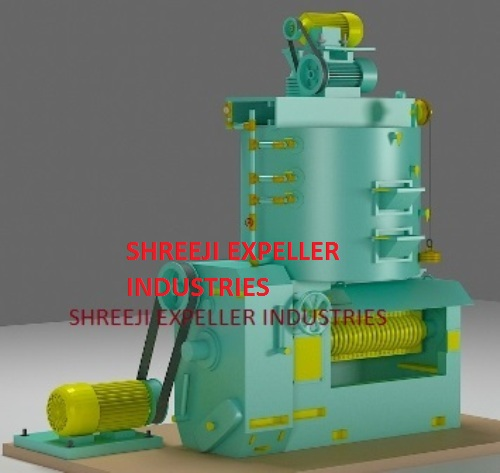 Oil Press Machinery