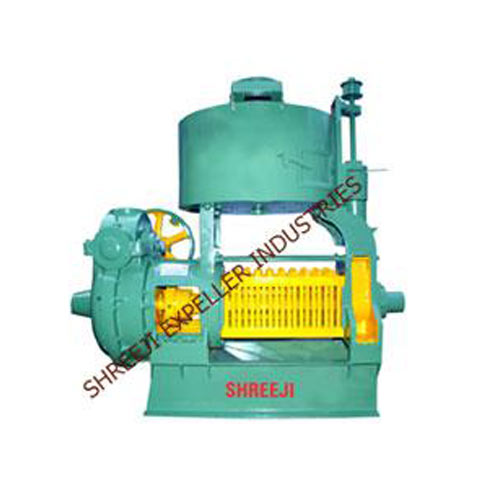 Sesame Oil Machine