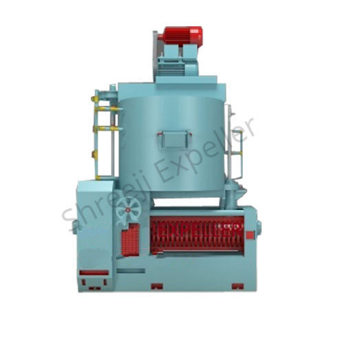 Sesame Oil Processing Machine